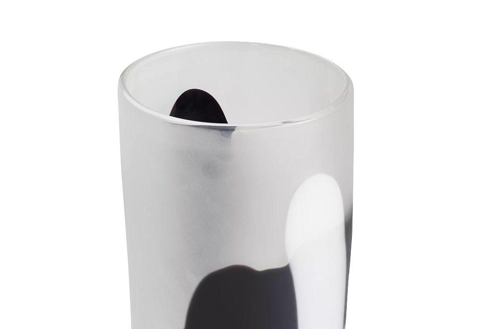 Brixx Clear Short Vase