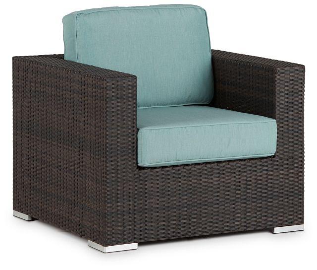 Fina Teal Chair (2)