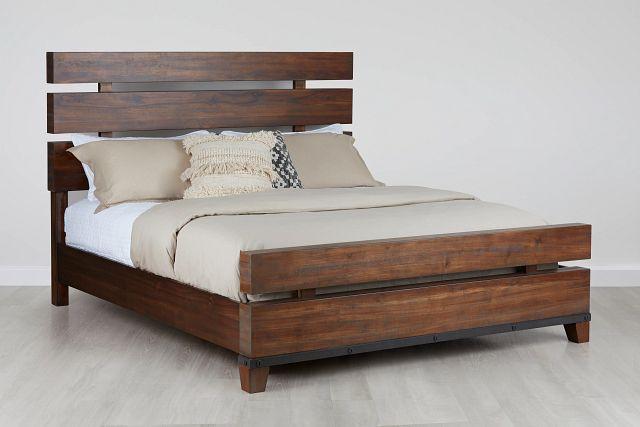 Forge Dark Tone Panel Bed (0)