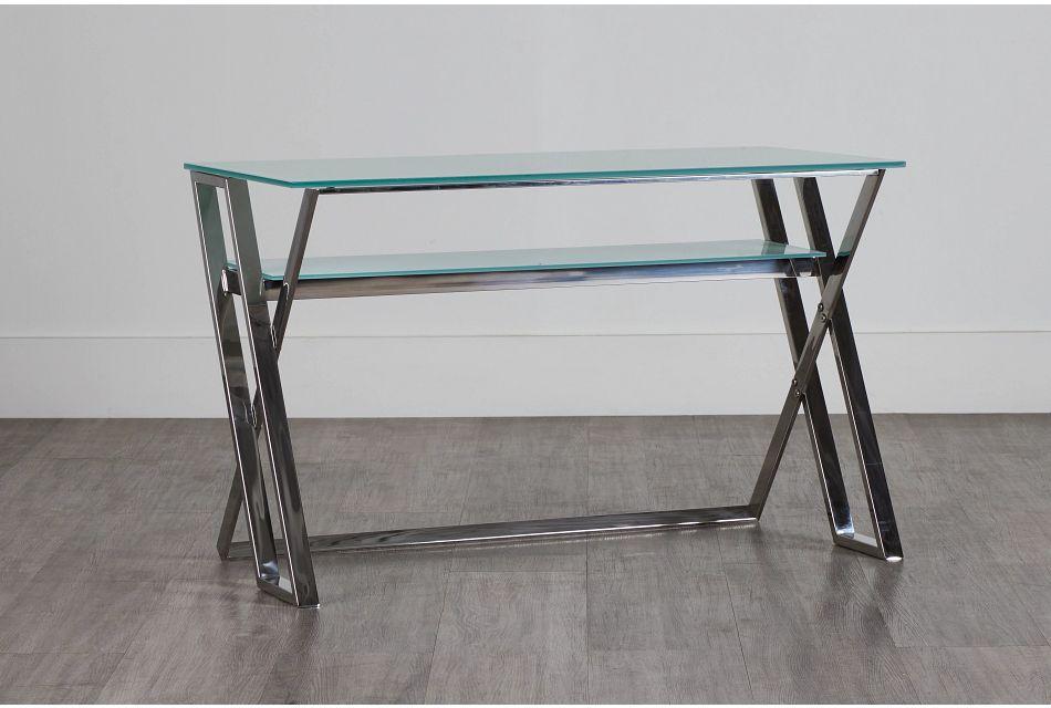 Cyrus White Desk,  (0)