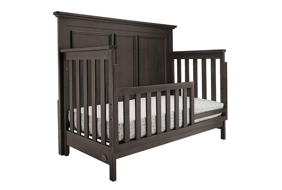 Kenilworth Dark Tone Toddler Bed