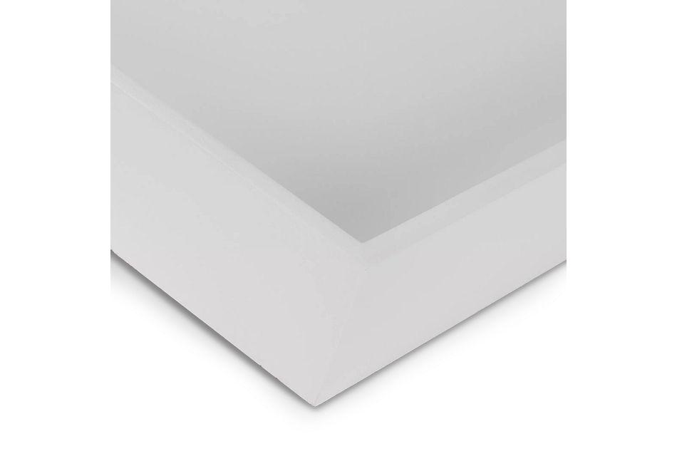Liri White Small Tray