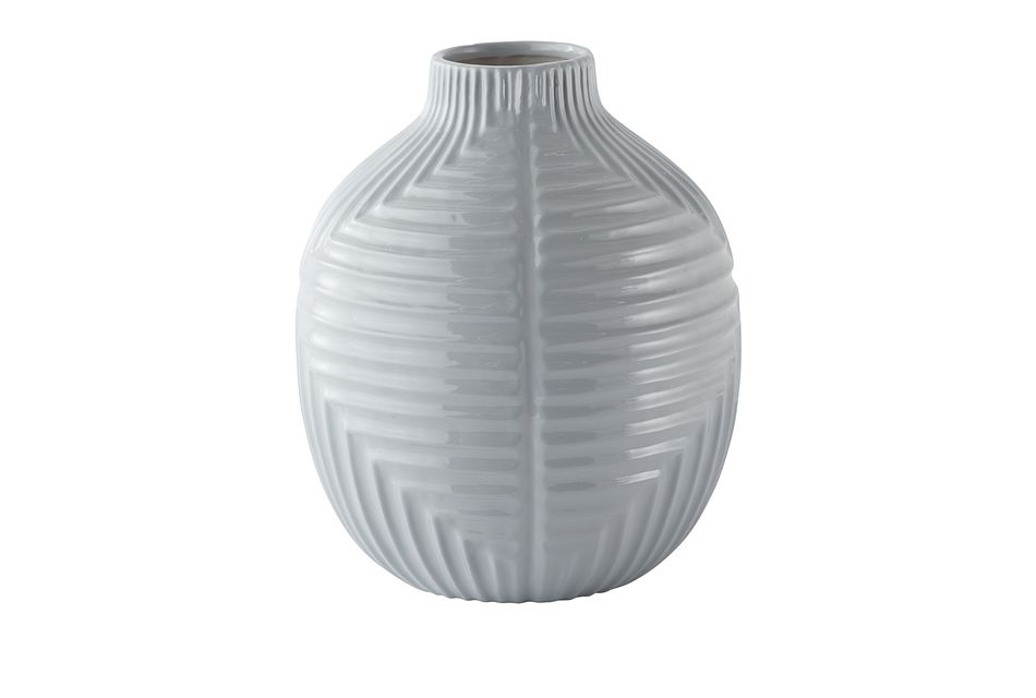 Capes Gray Small Vase