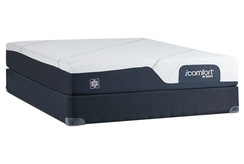 Serta Icomfort Cf1000 Medium Medium Mattress Set