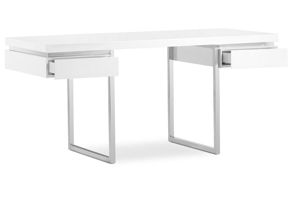 Vancouver White  Desk,  (3)