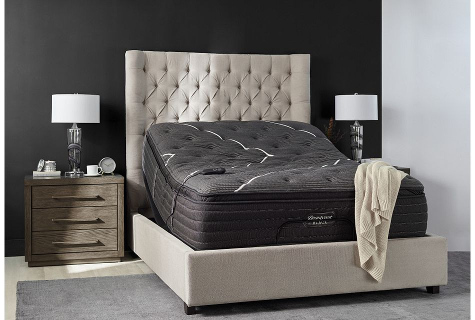 "Beautyrest Black C-class Plush Pillowtop 16"" Pillow Top Mattress"