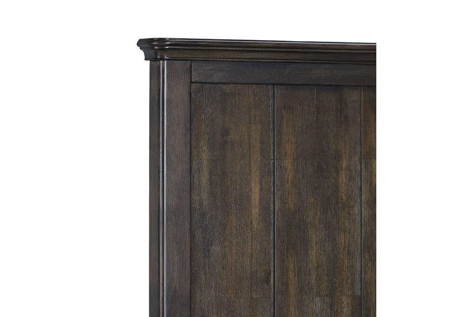 Cooper Dark Tone Panel Storage Bed