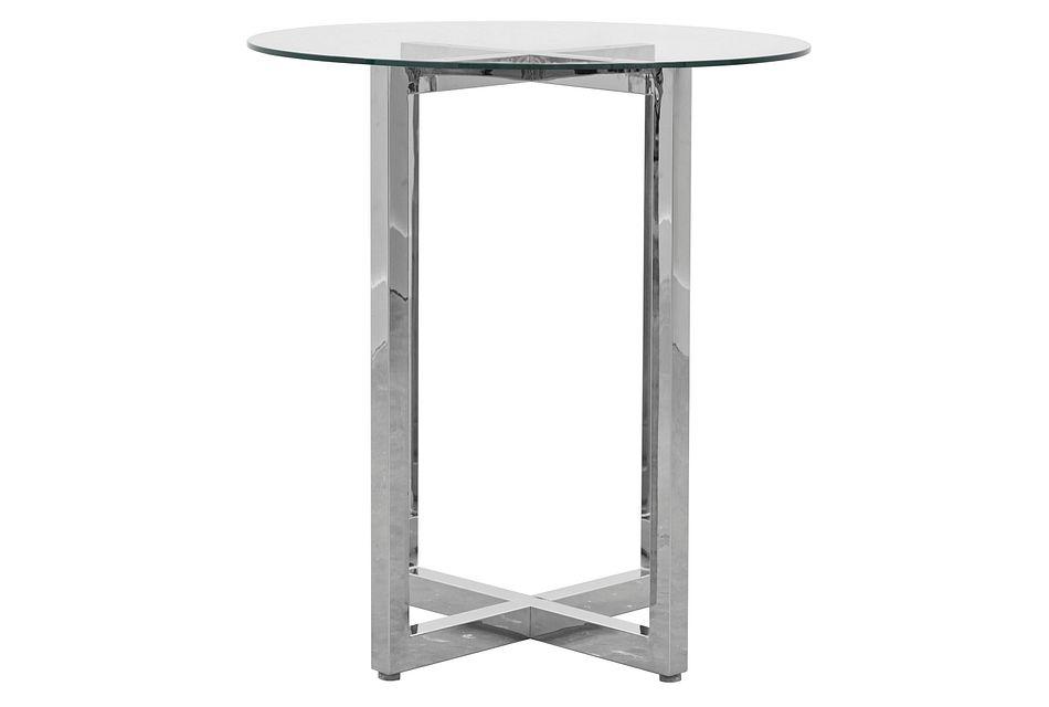 Amalfi Glass Pub Table
