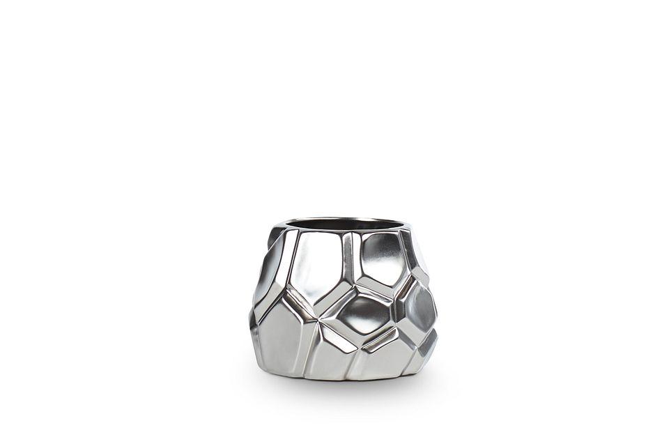 Roux Ceramic  Vase,  (1)