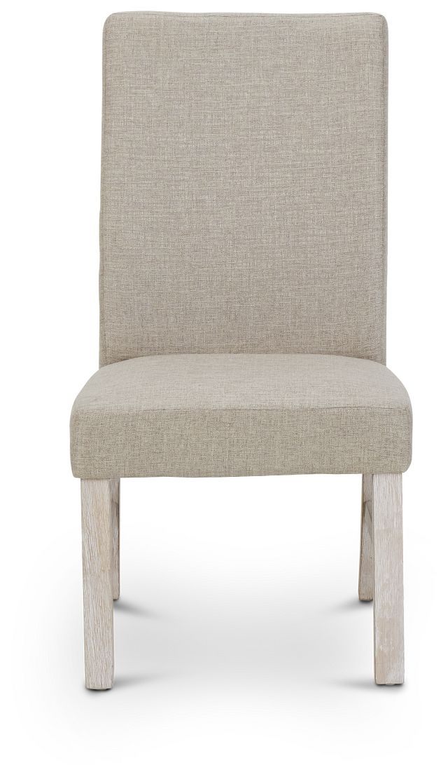 Jefferson Gray Upholstered Side Chair (3)