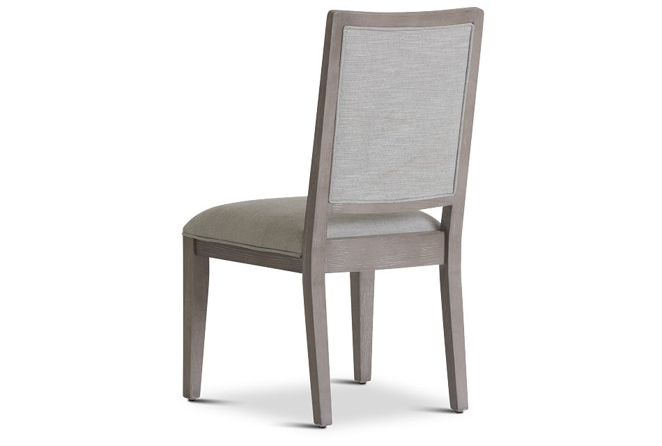 Tribeca Light Tone Wood Side Chair