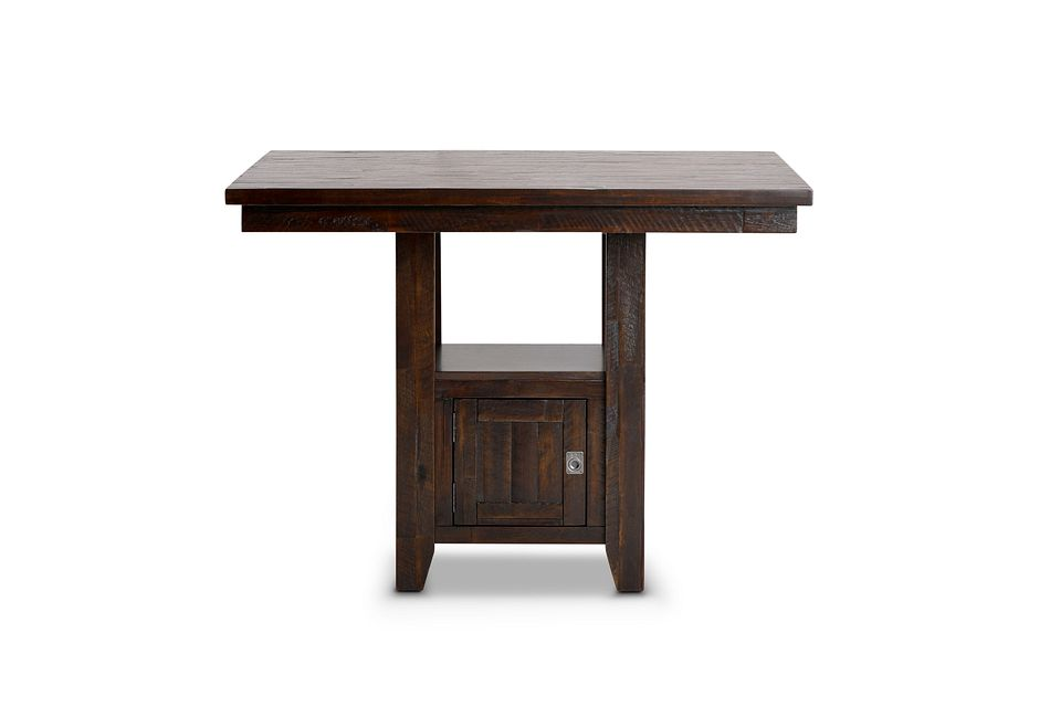 Kona Grove Dark Tone  High Dining Table,  (1)