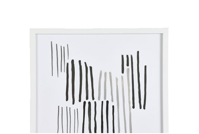 Tula Gray Framed Wall Art