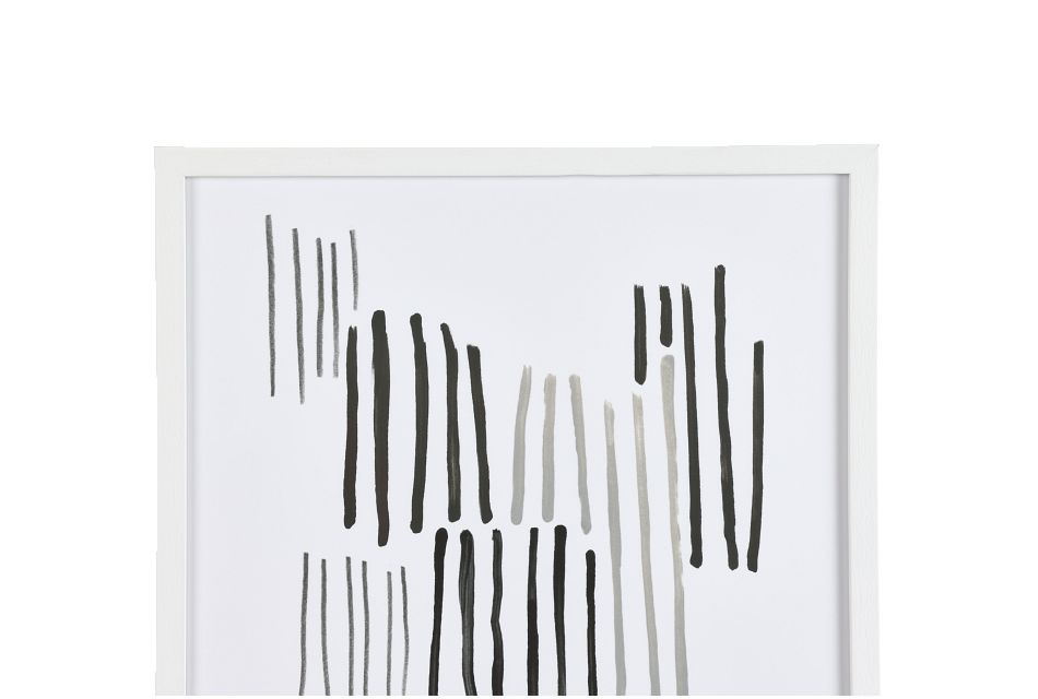 Tula Gray Framed Wall Art,  (1)
