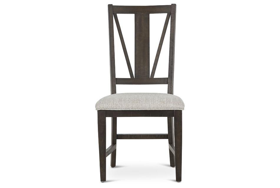 Heron Cove DARK TONE Upholstered Side Chair,  (3)
