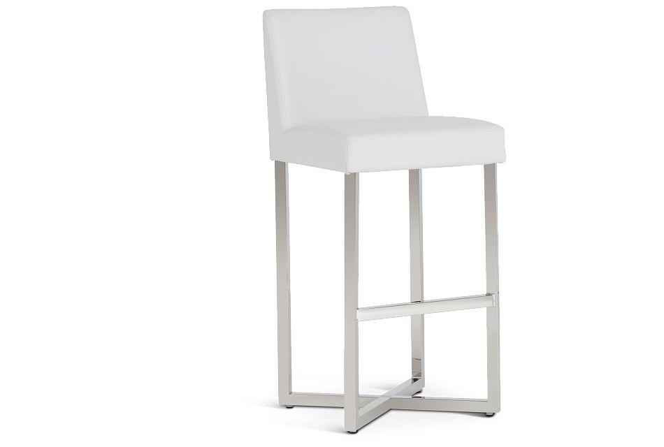 """Howard White 30"""" Upholstered Barstool,  (1)"""