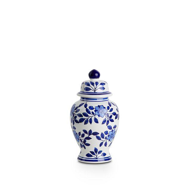 Mala Blue Jar (3)