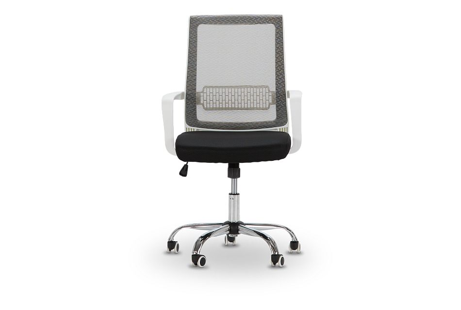 Tulsa Two-Tone Desk Chair, %%bed_Size%% (3)