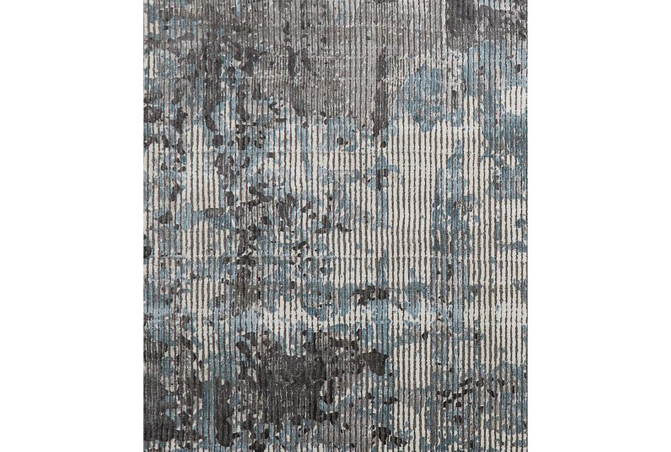Arona Blue 5x8 Area Rug