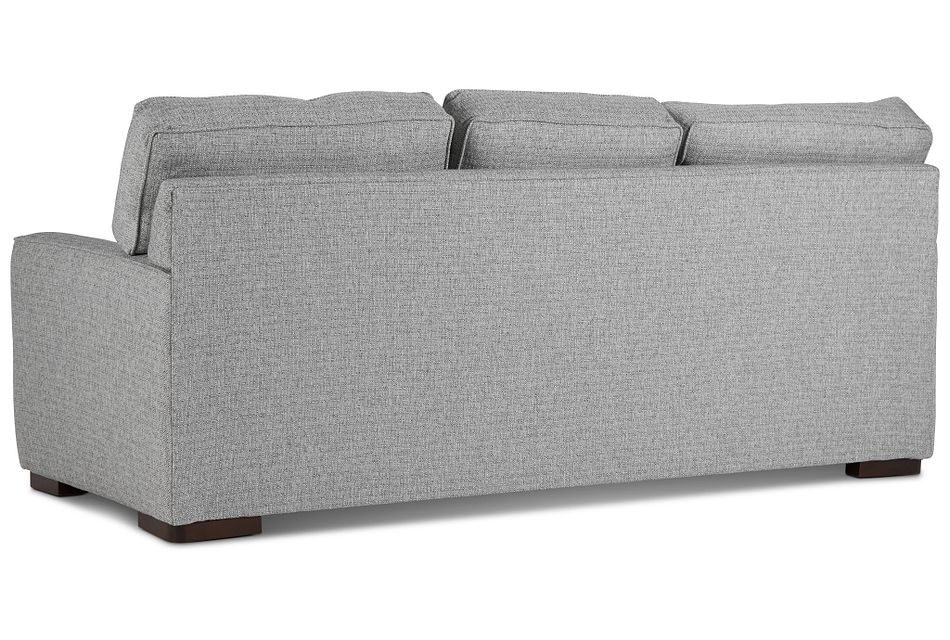 Austin Gray Fabric Sofa