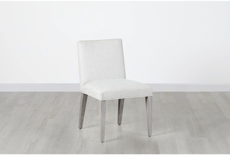 Rio Light Tone Upholstered Side Chair
