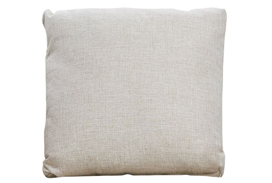 Cameron Beige Fabric Accent Pillow