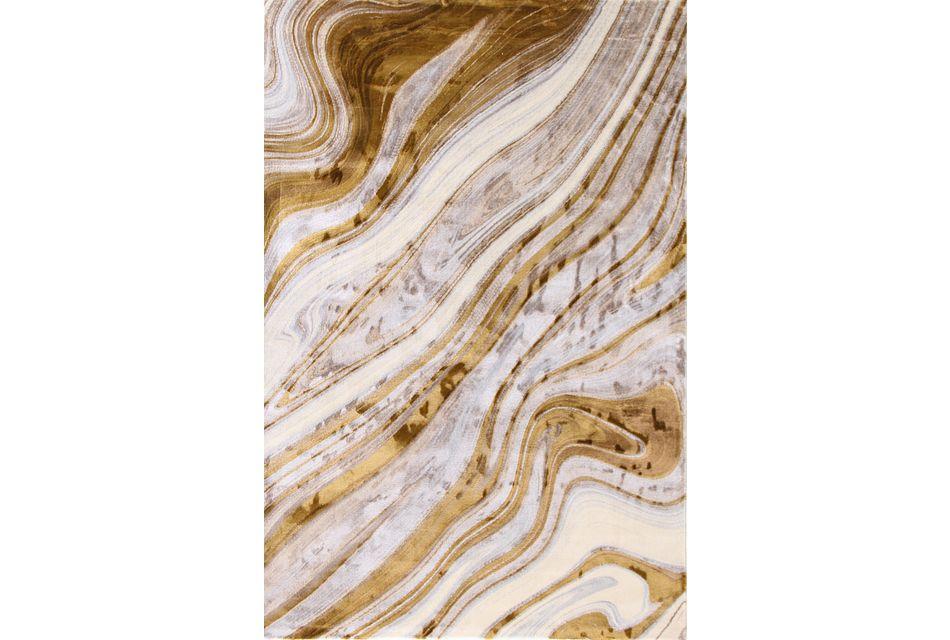 Rug Art Gold 8x10 Area Rug