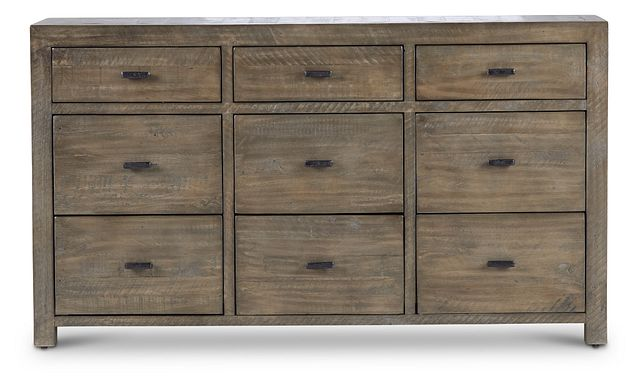 Seattle Gray Large Dresser (1)