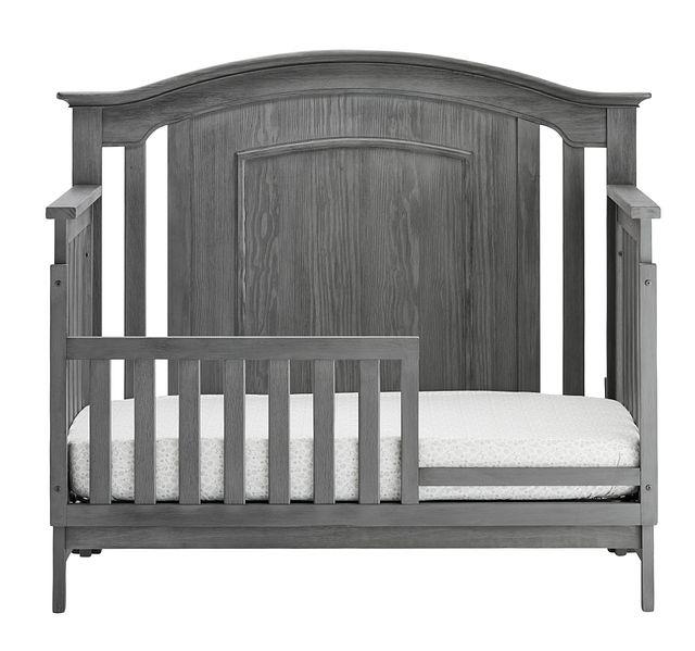 Willowbrook Gray Toddler Bed (1)