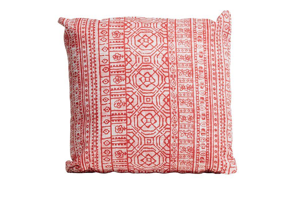 """Devada Coral 18"""" Indoor/outdoor Accent Pillow"""