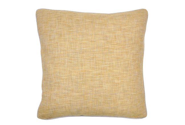 Dream Gold Accent Pillow