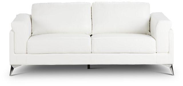 Gianna White Micro Sofa (1)