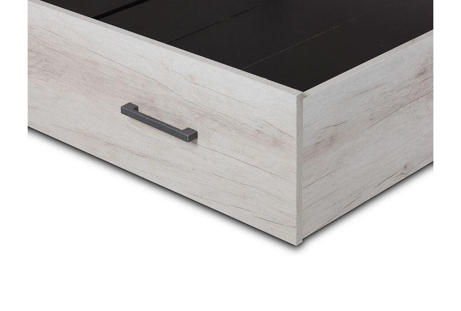 Casper Light Tone Trundle Bunk Bed