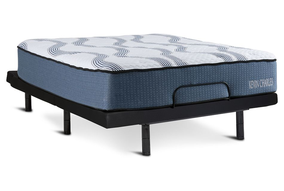 Kevin Charles Melbourne Cushion Firm Bronze Adjustable Mattress Set