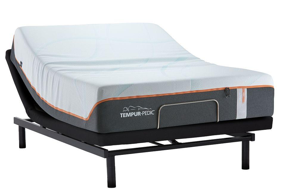 Tempur-luxe Adapt Firm Ease Adjustable Mattress Set