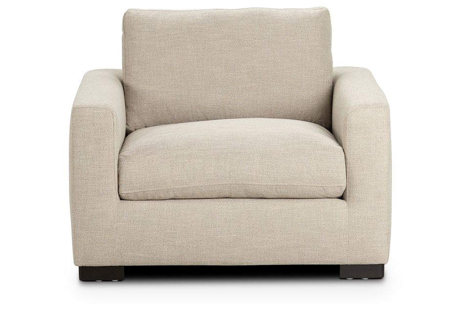 Bohan Pewter Fabric Chair