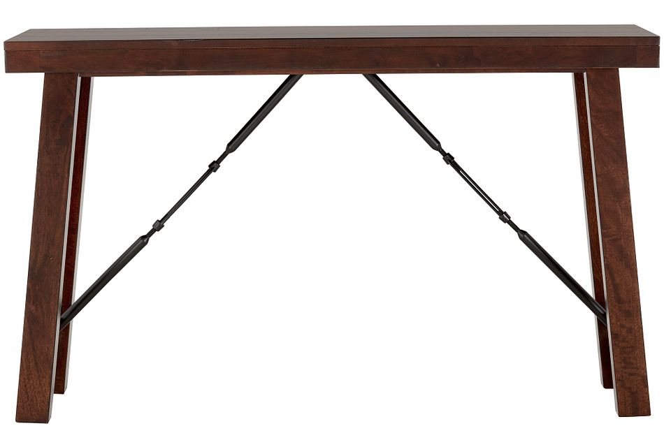 Napa Dark Tone Sofa Table