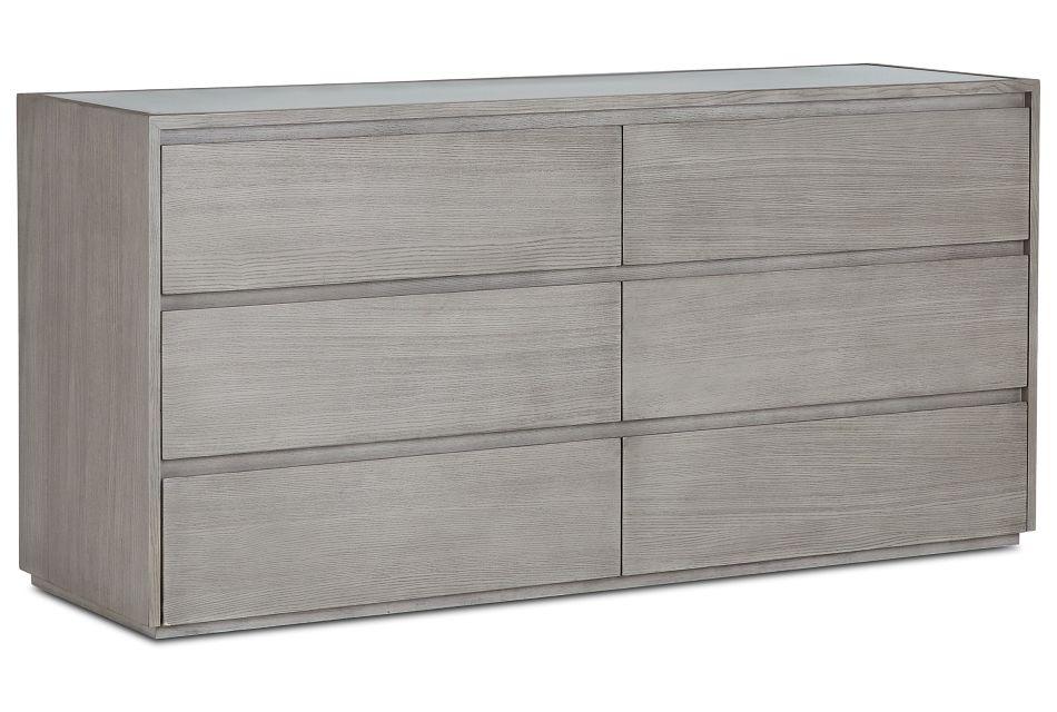 Rio Light Tone Wood Dresser,  (2)