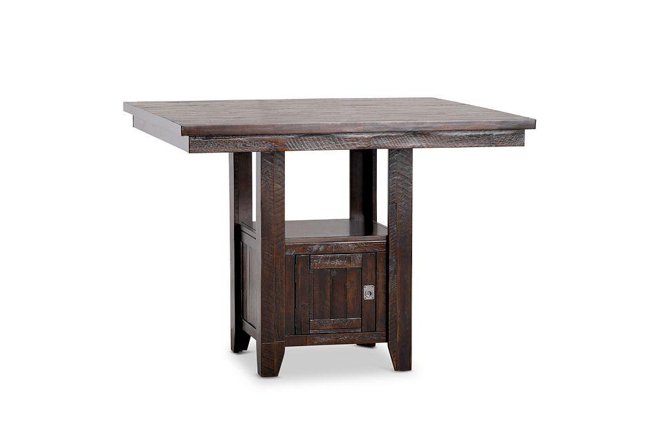 Kona Grove Dark Tone  High Dining Table,  (3)