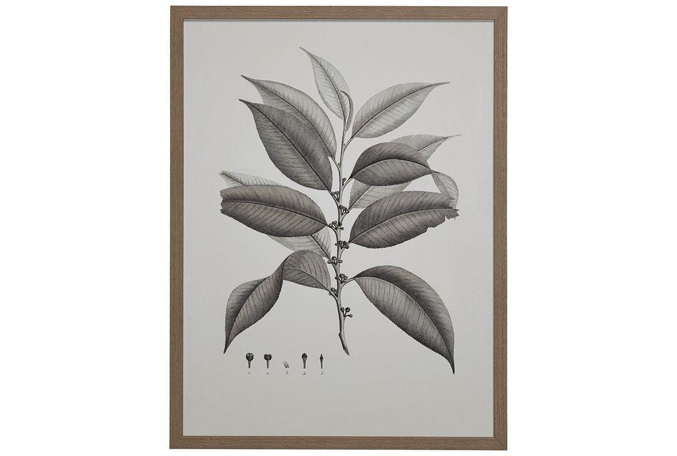 Woodland Gray Framed Wall Art