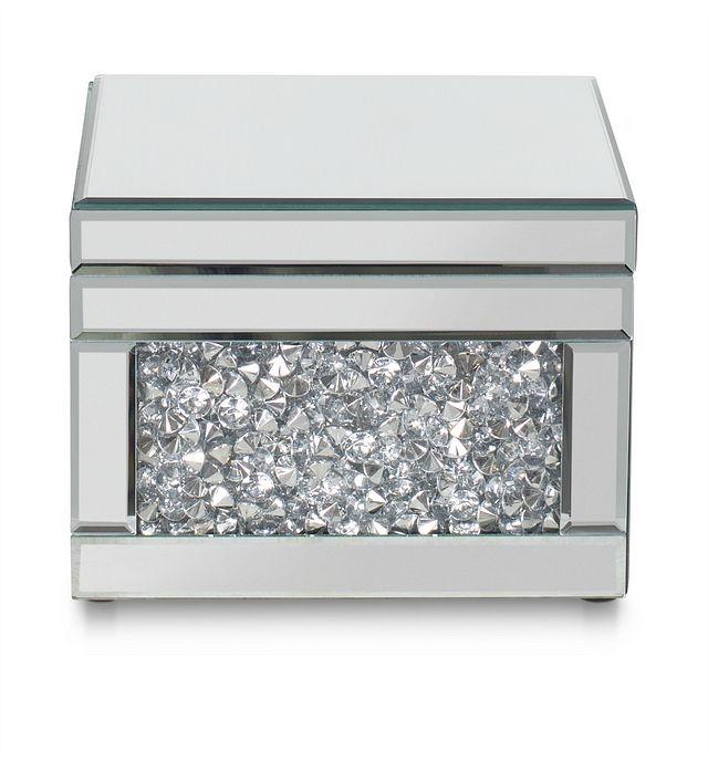 Paris Silver Large Box (0)