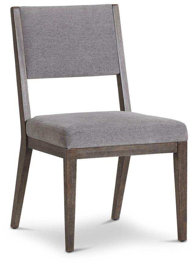 Linea Dark Tone Side Chair (1)
