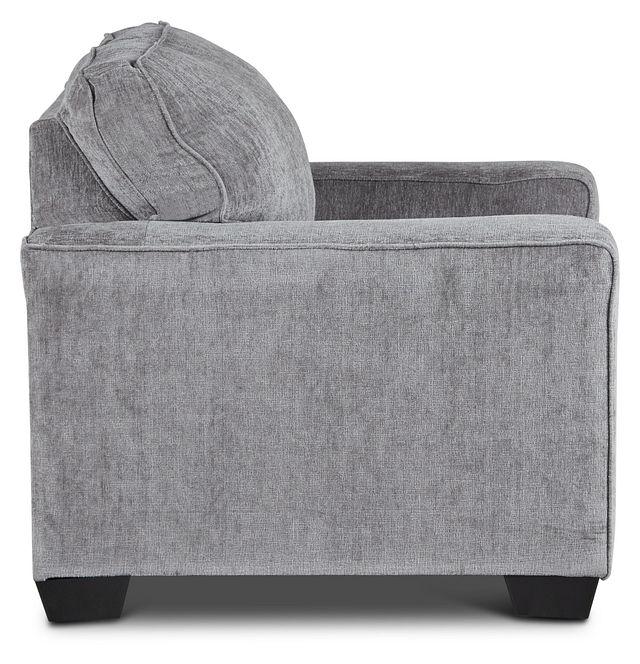 Altari Light Gray Micro Chair (2)
