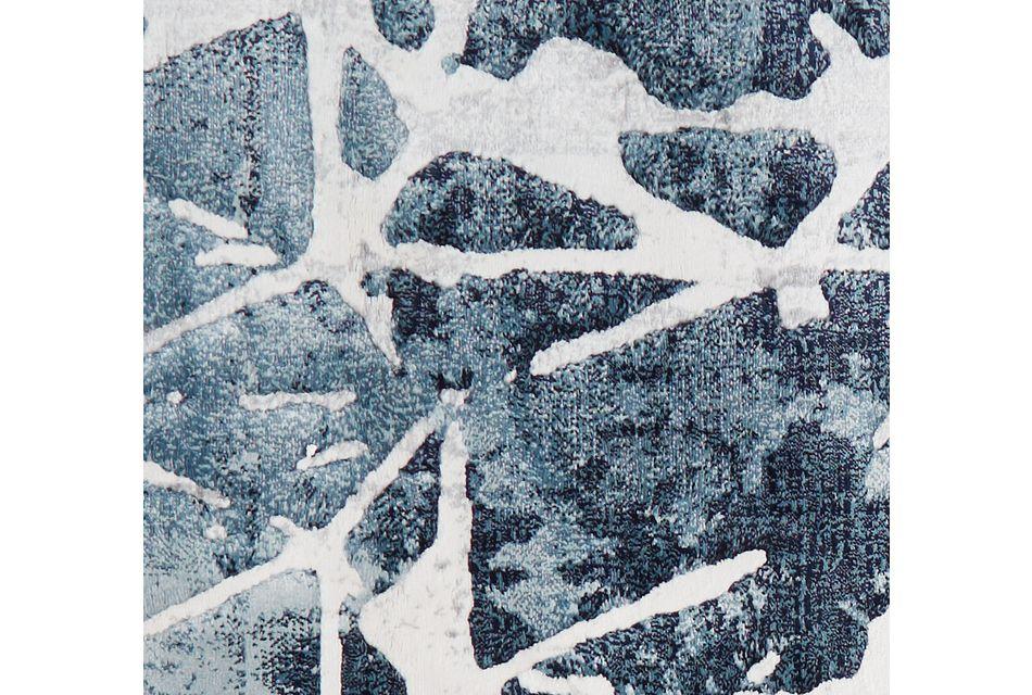 Palmyra Dark Blue 5x8 Area Rug