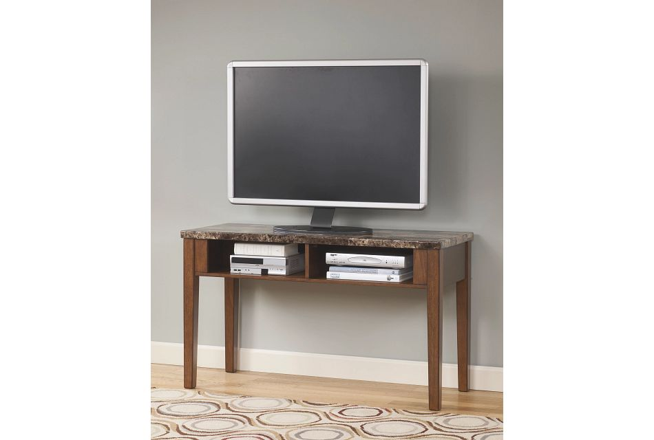 Theo Mid Tone Console Table