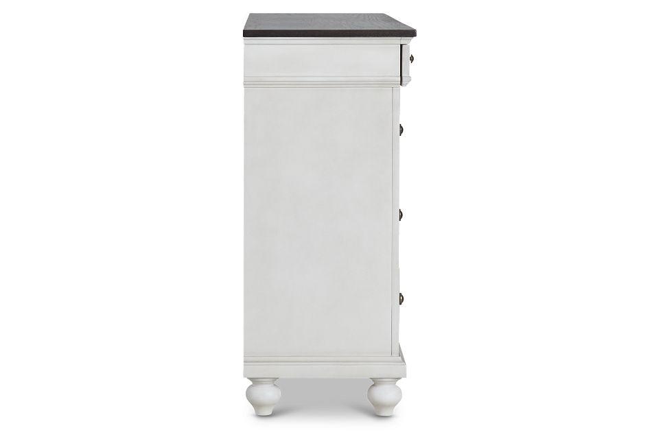 Grand Bay Two-tone Wood Dresser