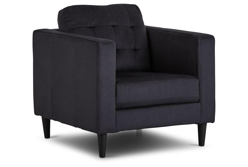 Shae Dark Gray Micro Chair