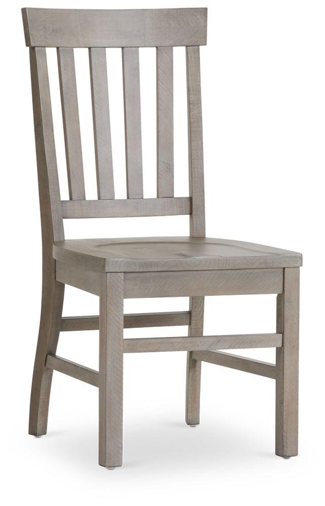 Sonoma Light Tone Wood Side Chair (1)