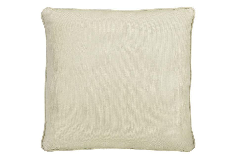 "Sensation Light Green 18"" Indoor/outdoor Accent Pillow"