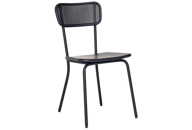 Method Mesh Black Side Chair